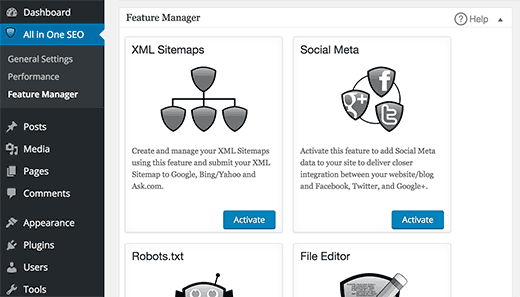 Add XML Sitemap to your Wordpress Site